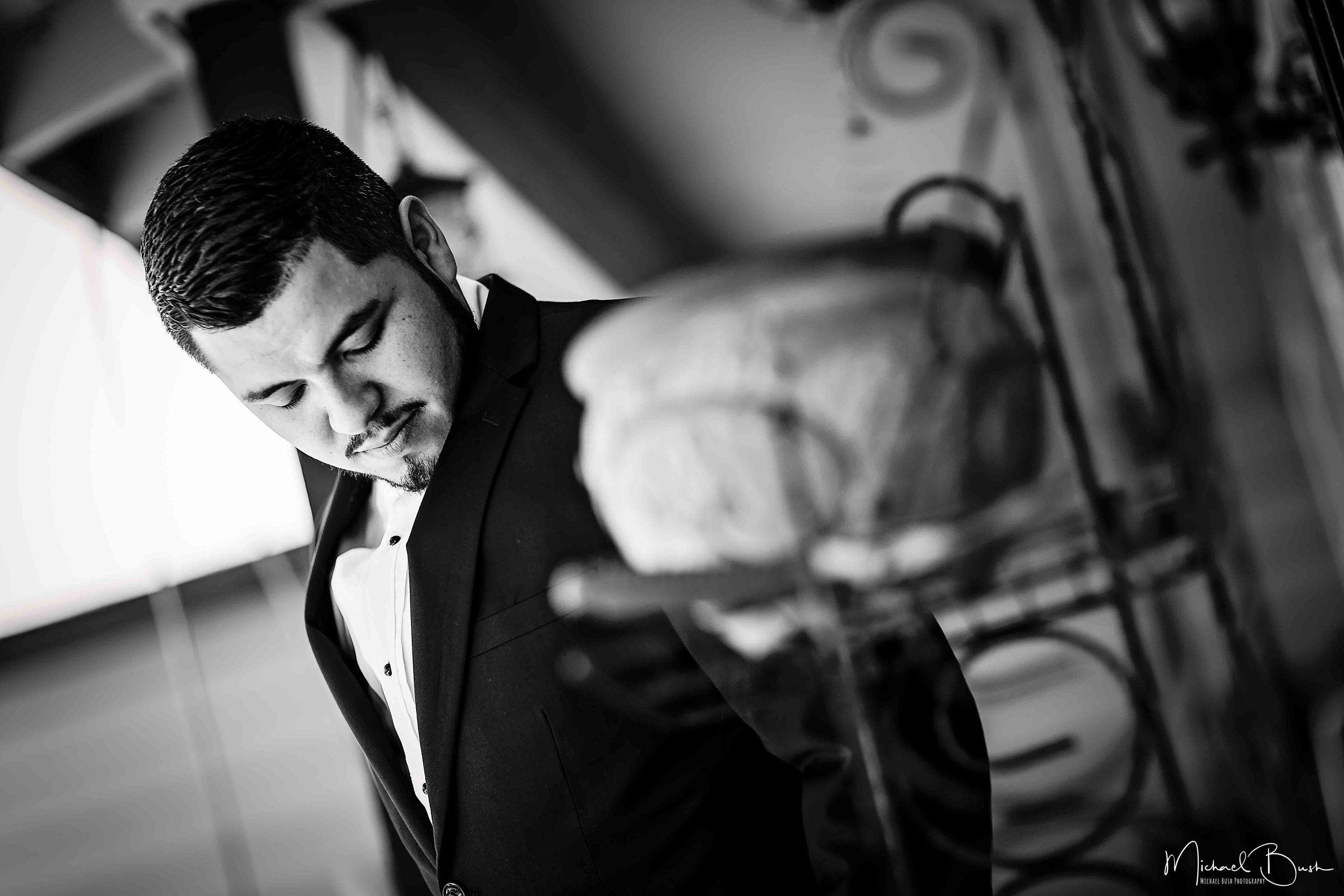 Wedding-Details-Groom-Fort Worth-b&w-Getting Ready-photographer.jpg