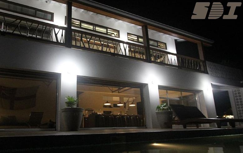 Aluminum Glass Door - Residential