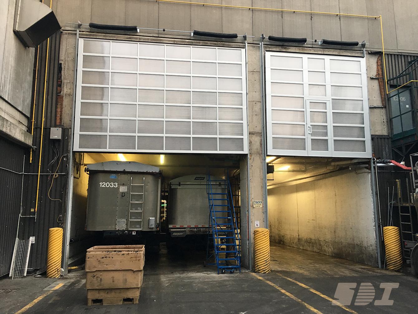 Exterior With Pass Door