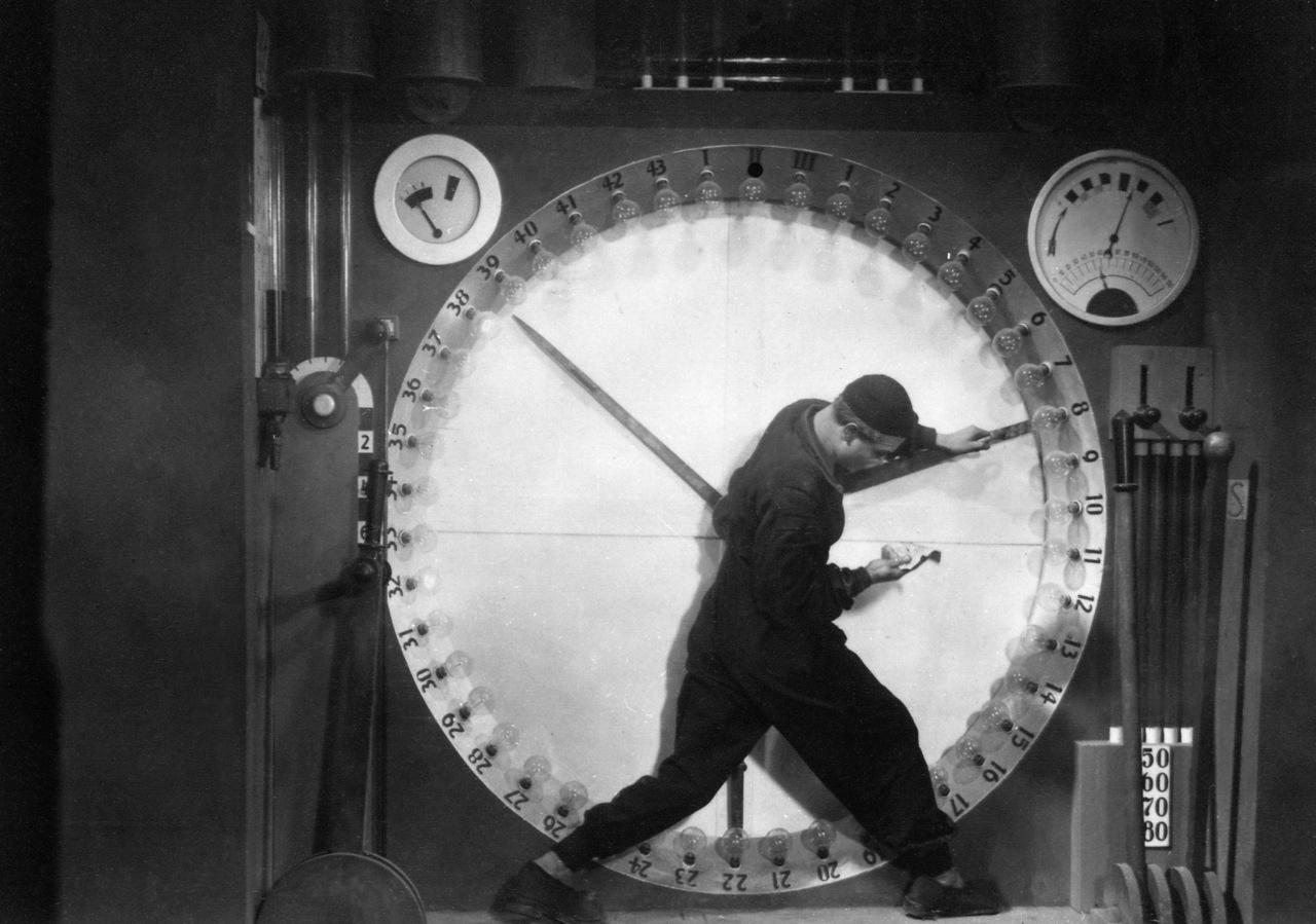 Fritz Lang, still from Metropolis (1927)