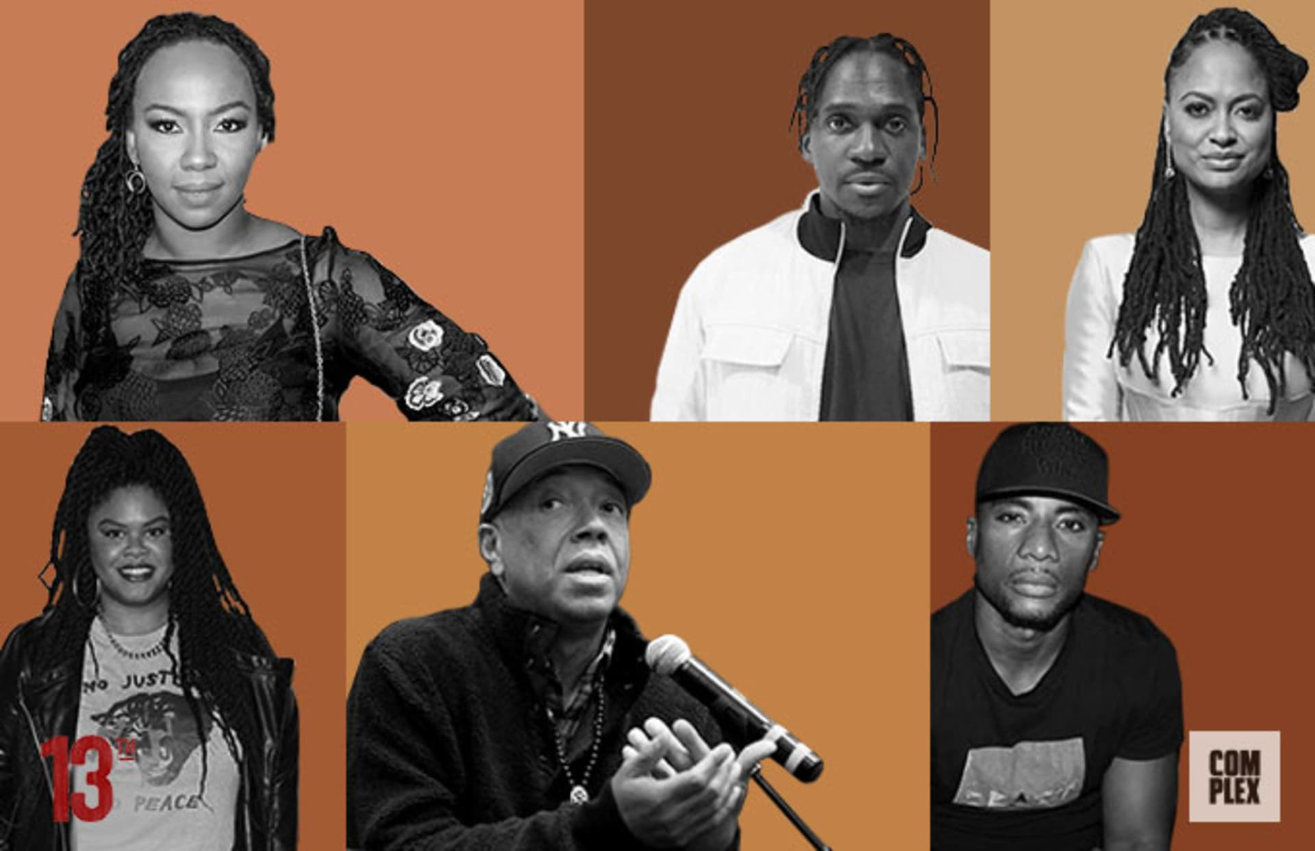 Influential people share stories on racism, in collaboration with Complex x Netflix.