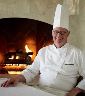 Executive Chef, George Schimert
