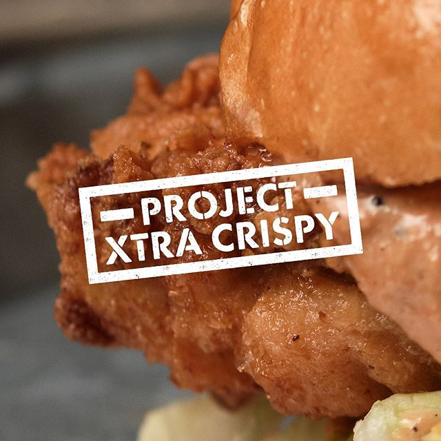 F'ing pumped to finally share this! My company, MDO Holdings is partnering with @ashley_christensen on a fast-casual restaurant featuring unique chicken sandwiches. 🤤🐔 Sign up at ProjectXtraCrispy.com for exclusive info and be the first to know about updates! 📸: @kfowlkes  #nomnomnom