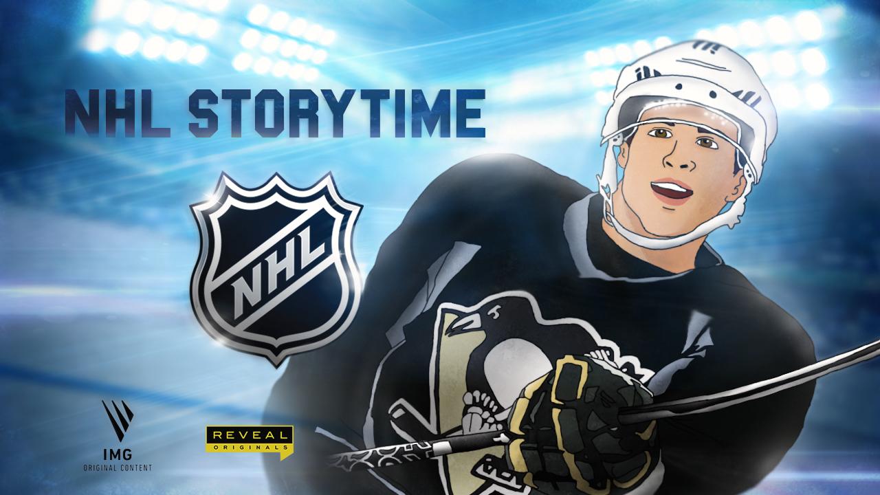 NHL Storytime (Sydney Crosby Version)