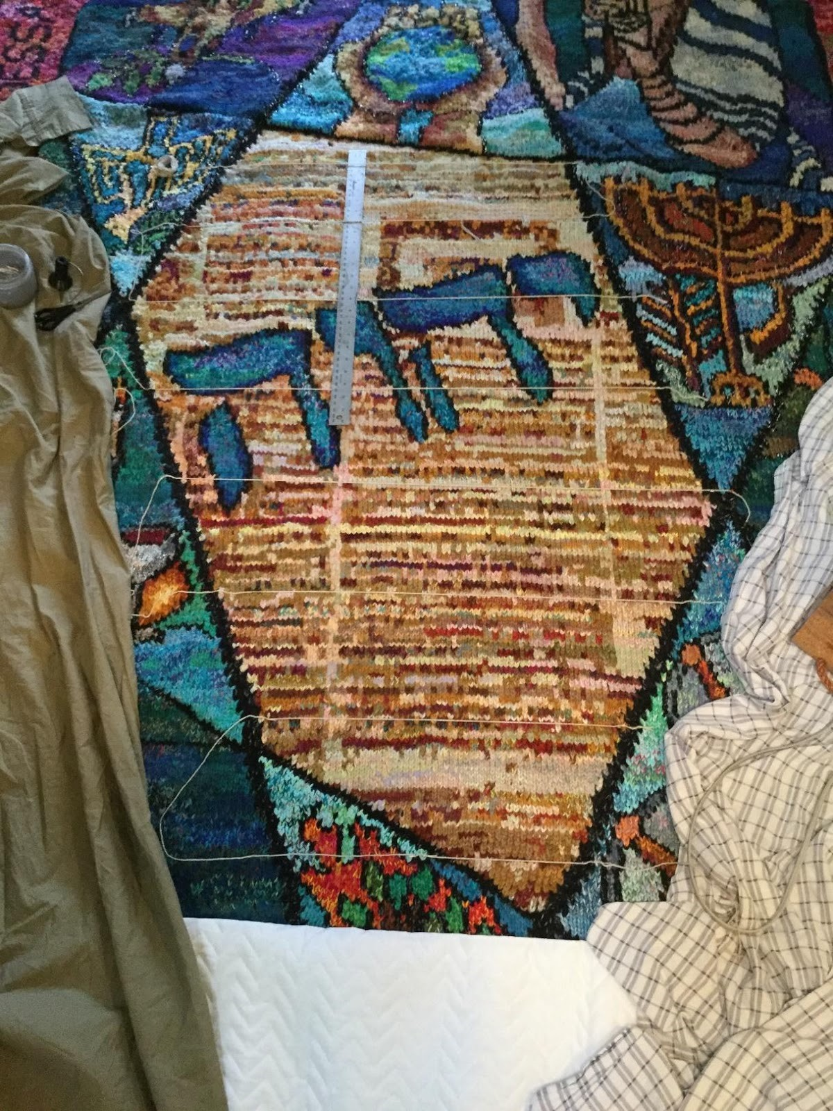 12. Horiztonal grid added to Judaic Tapestry.jpg