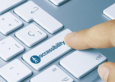 Keyboard accessibility