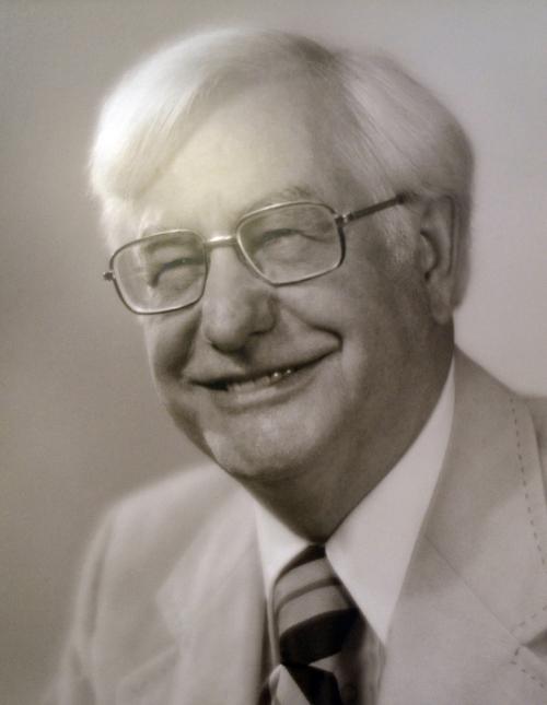 Roy Kumpe, wsb's founder.
