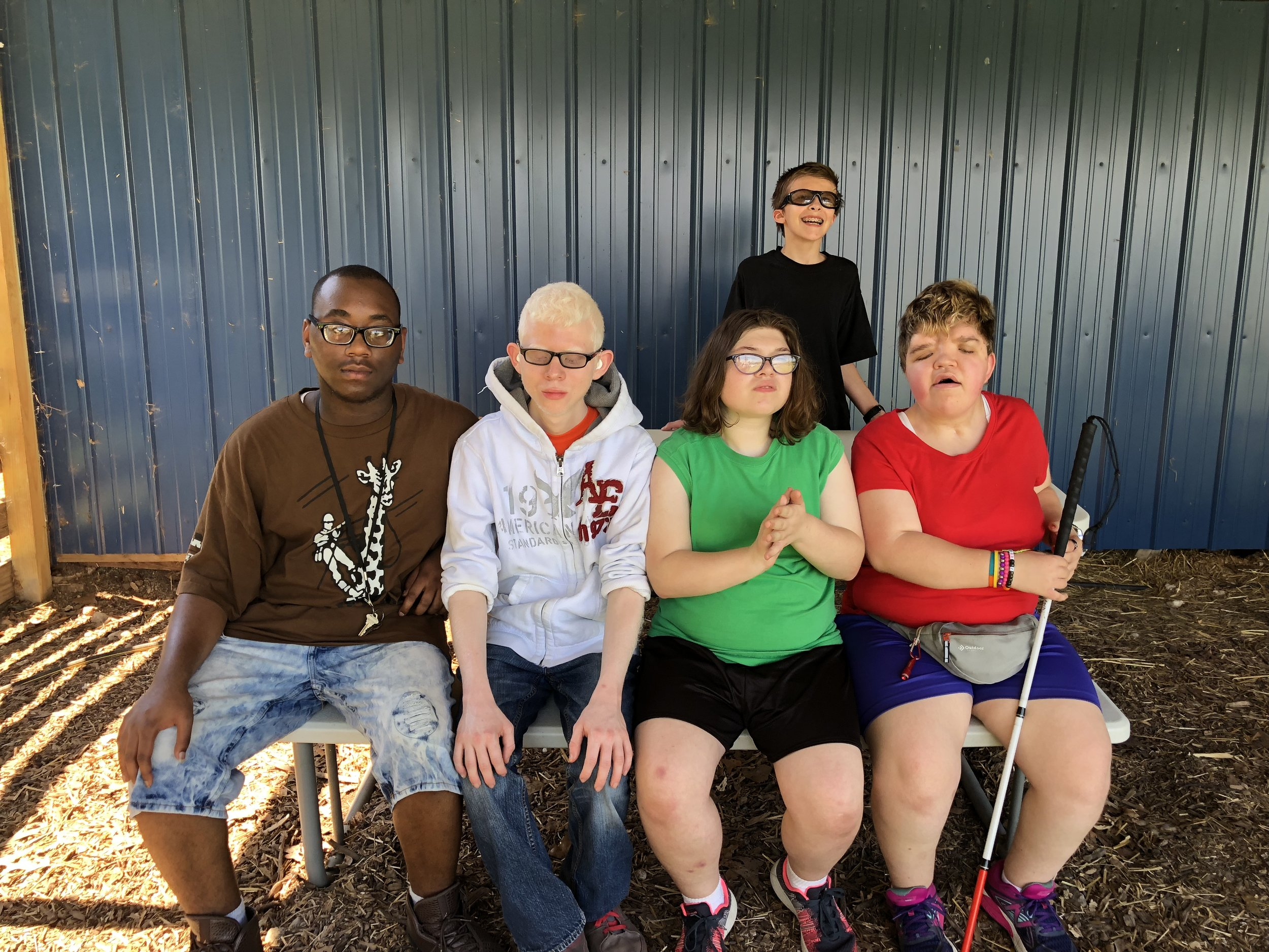 Transitional-Age Youth Programs — World Services for the Blind