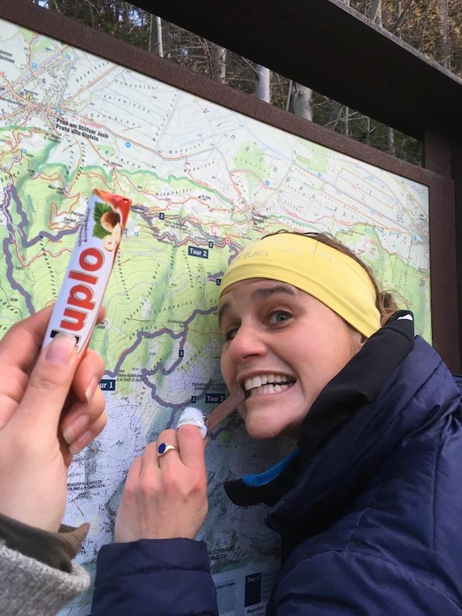 Duplo + Maren: Where the excitement began.