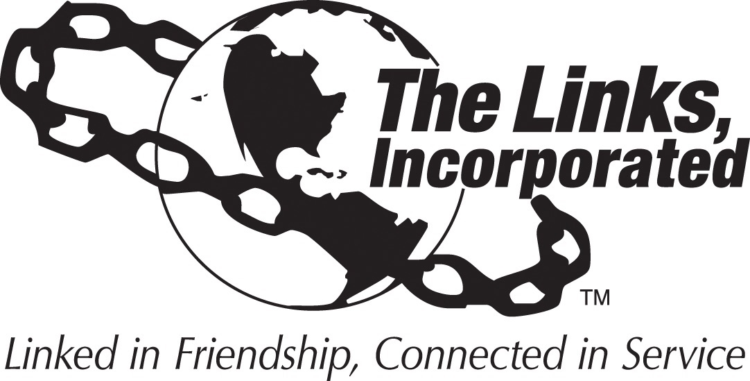 Tri-County (AL) Chapter of The Links Incorporated Black Logo.png