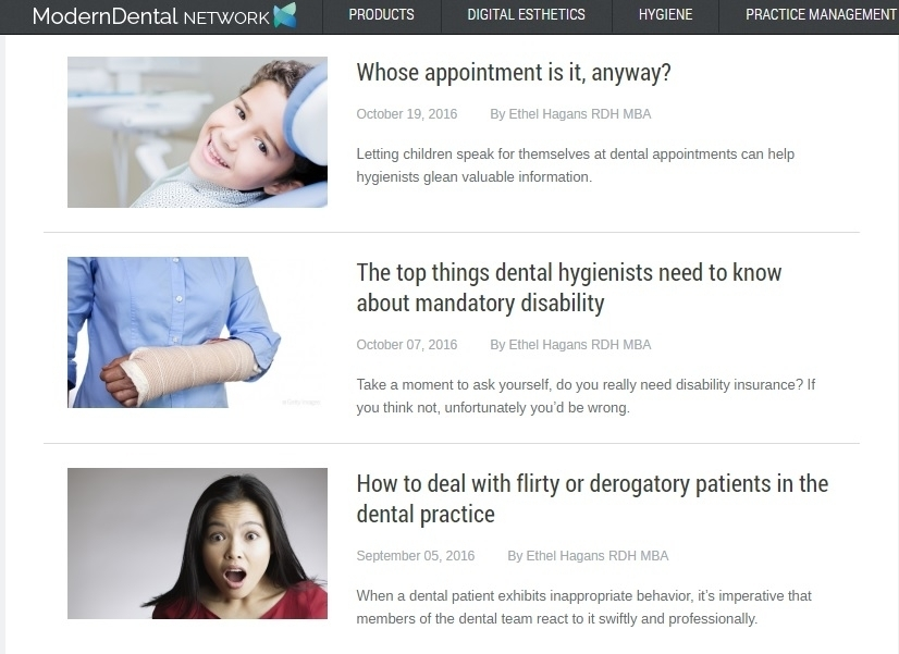 Featured In: Modern Hygienist