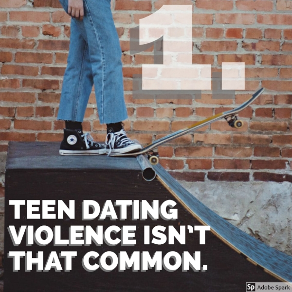 According to  loveisrespect.org , 1 in 3 teens will experience physical, emotional, or sexual abuse by a partner. Abuse is traumatic and has serious adverse effects on survivors as they navigate adolescence and enter into adulthood.