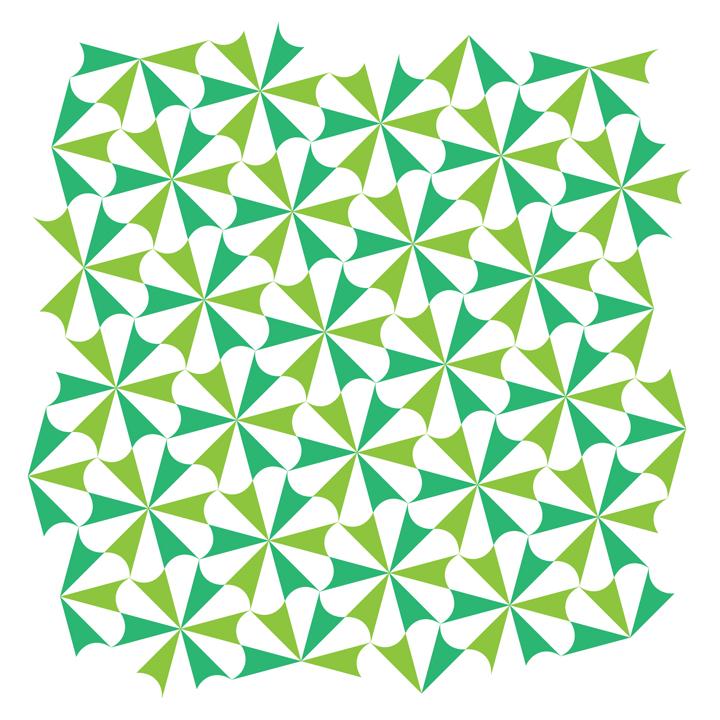 Hex Pinwheel