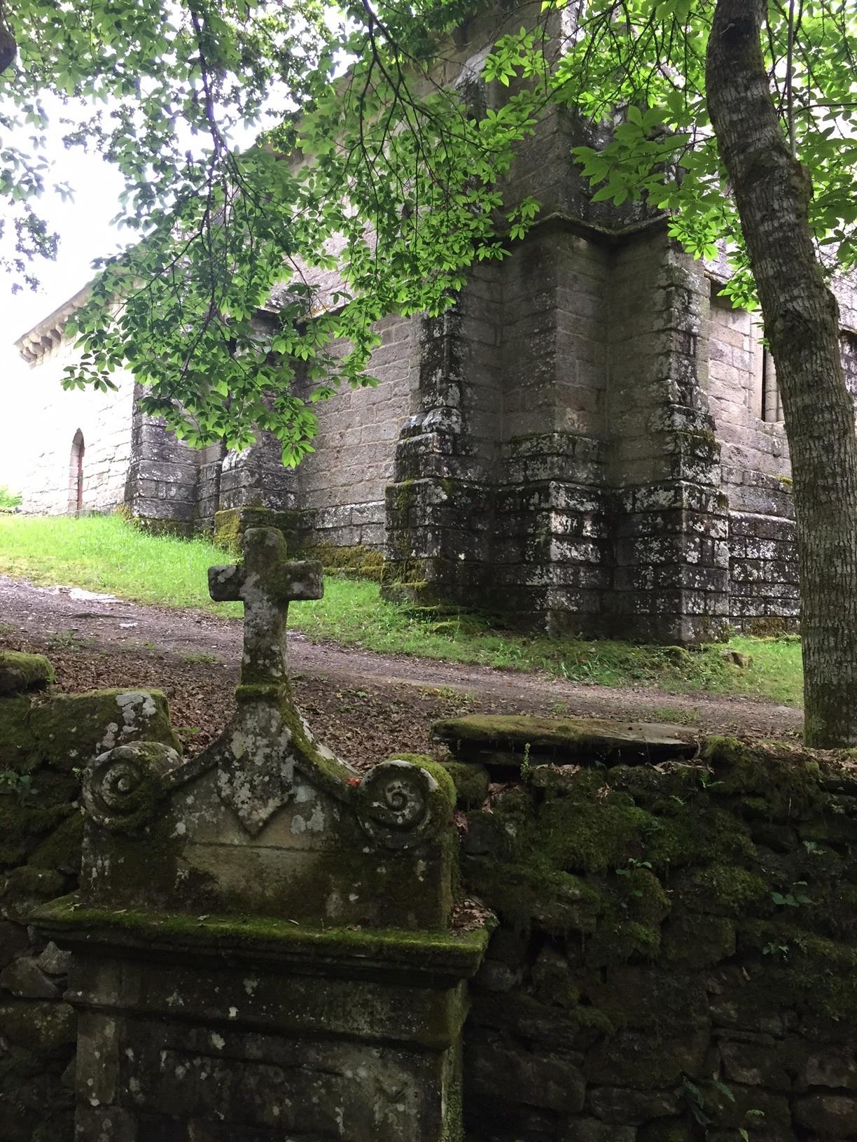 Pilgrim shrine and chapel