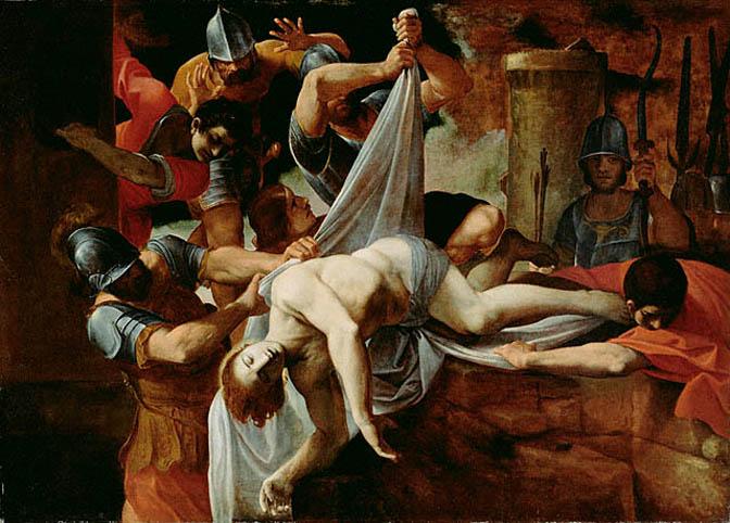 Martyrdom of St Valentine