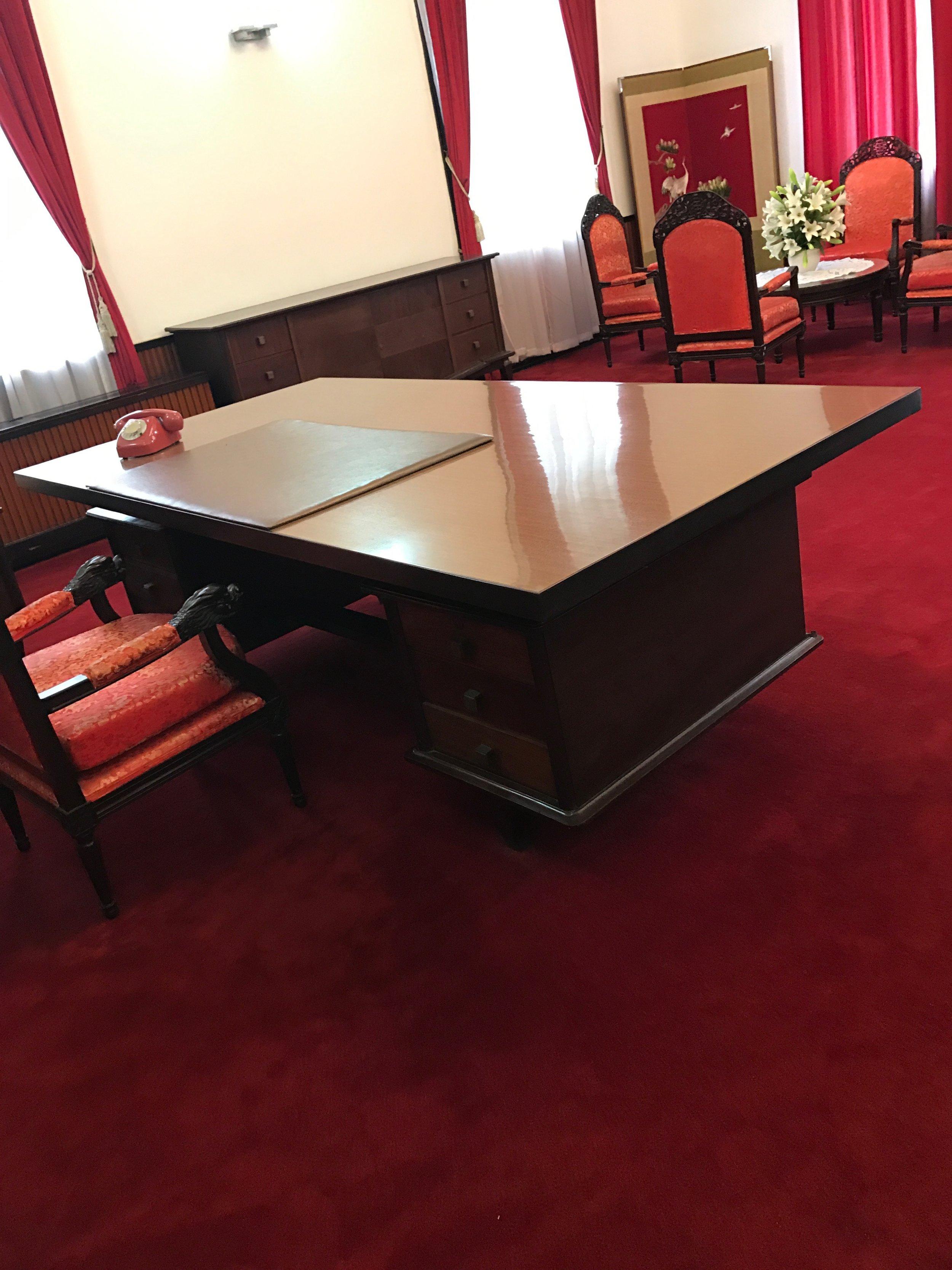 Desk of the President of South Vietnam