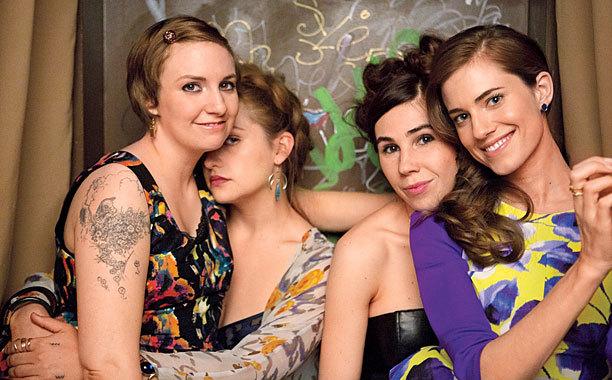 The girls of   Girls.