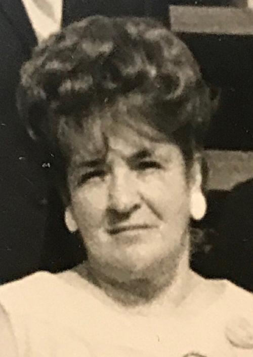 Aunt Katie, without sparkle-y dress