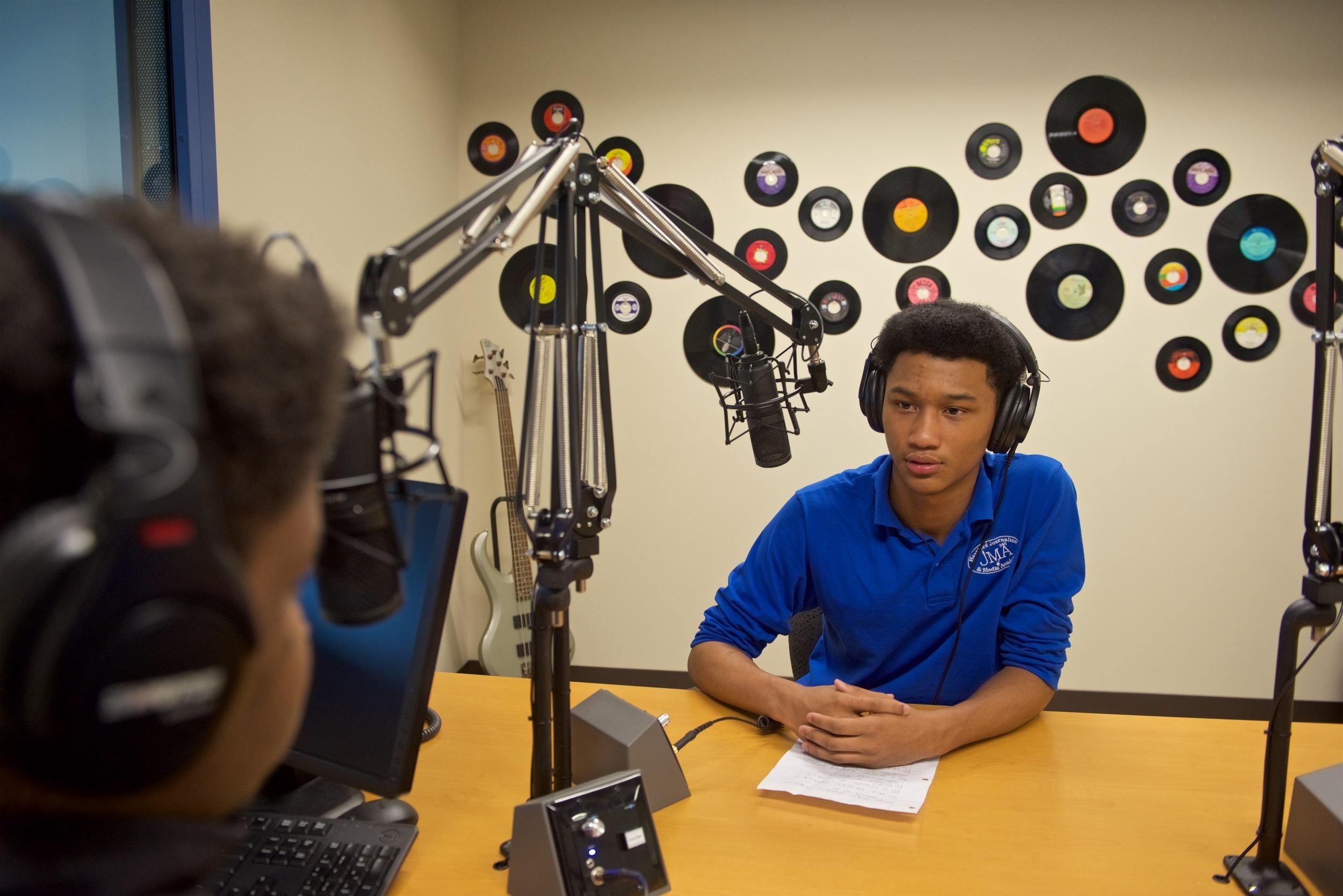 Journalism & Media Academy, Hartford Public Schools