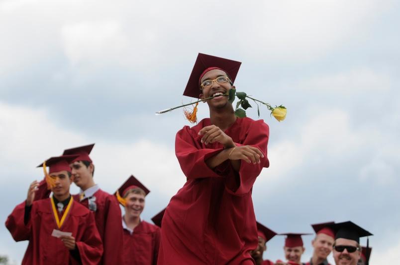 Graduation, New Britain HS