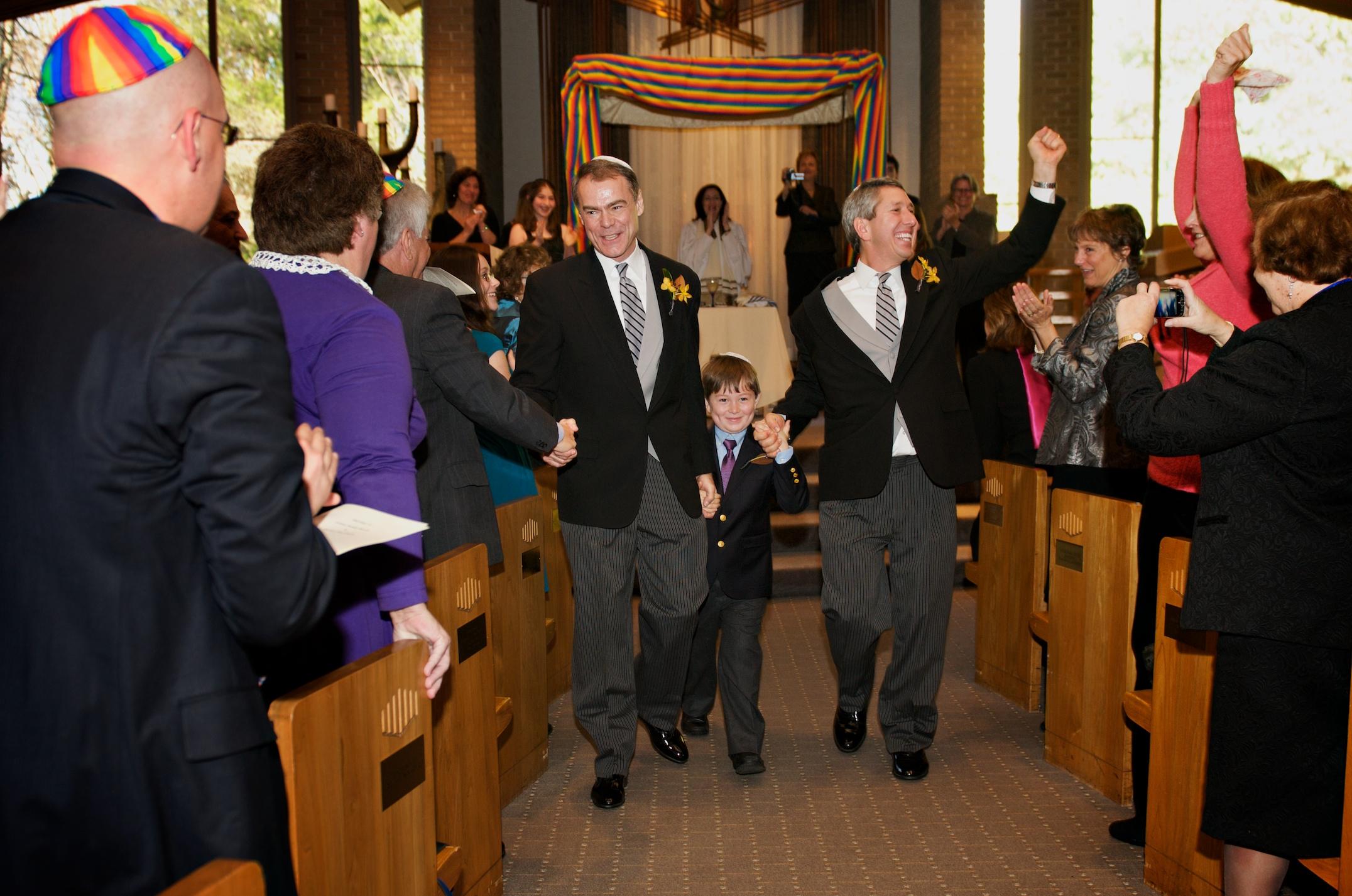 Same Sex Jewish Wedding photography