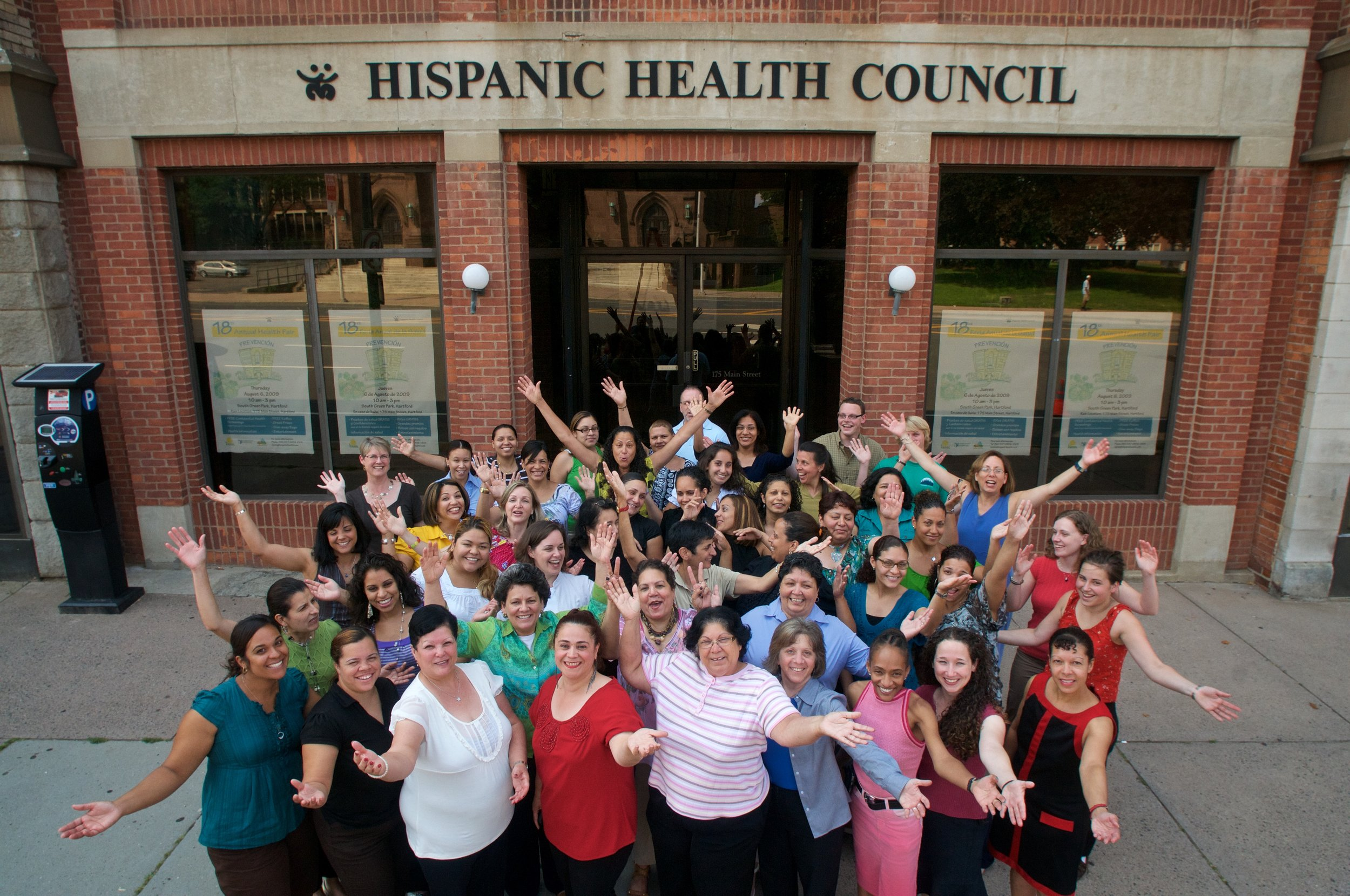 Hispanic Health Council
