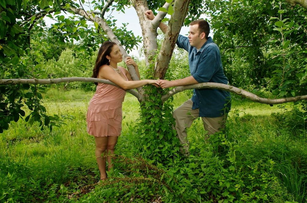 Engagement photography MA