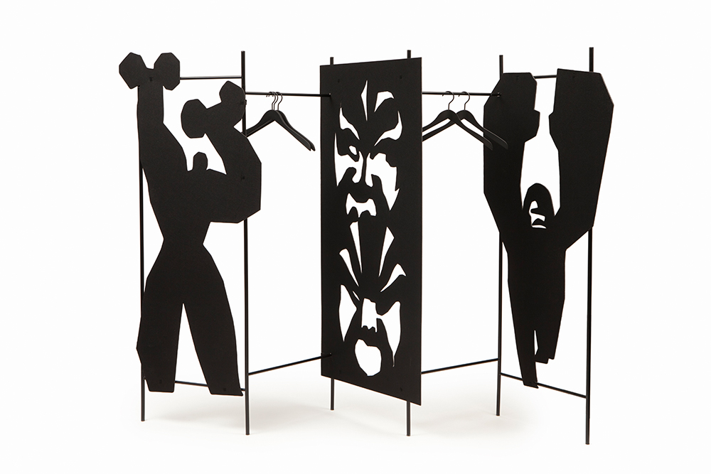 """Vivero """"Coat Rack"""", design Aimo Katajamäki"""