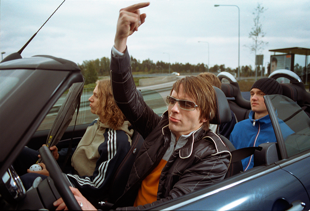Game Over, directed by Pekka Lehto