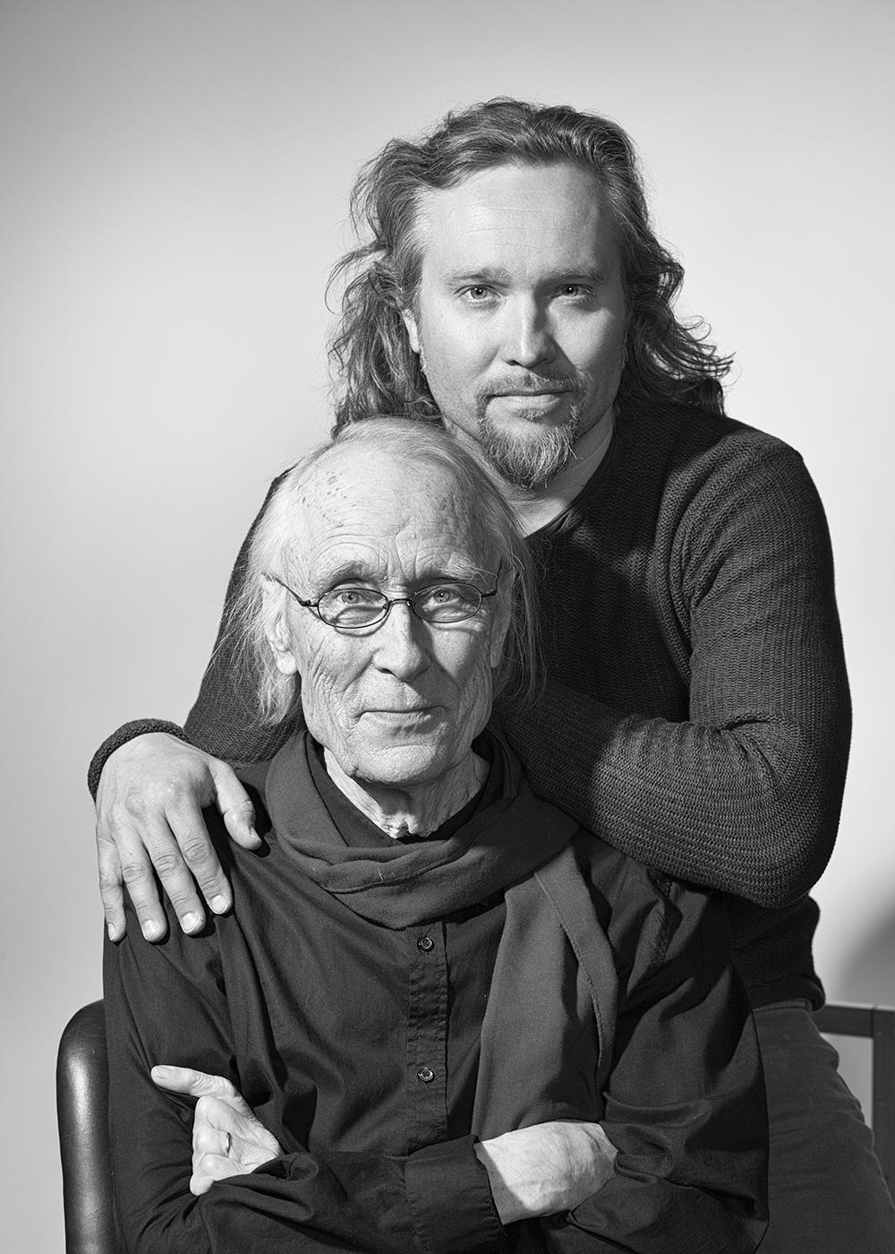 Yrjö Kukkapuro and Mikko Paakkanen