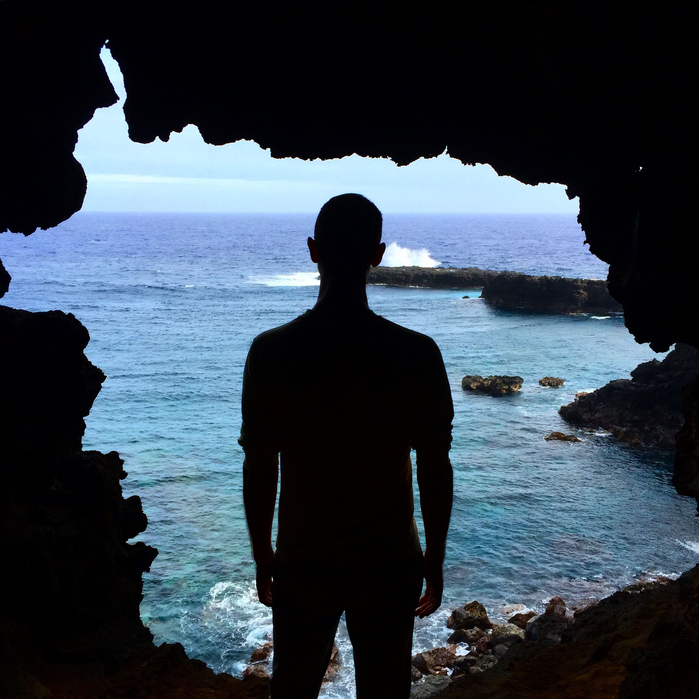 Hollow tubes where lava once flowed now create breathtaking views of the Pacific.