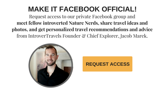 IntroverTravels Private Facebook Group