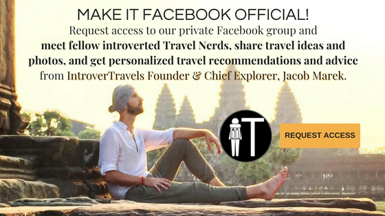 IntroverTravels Private Facebook Group Invite Link