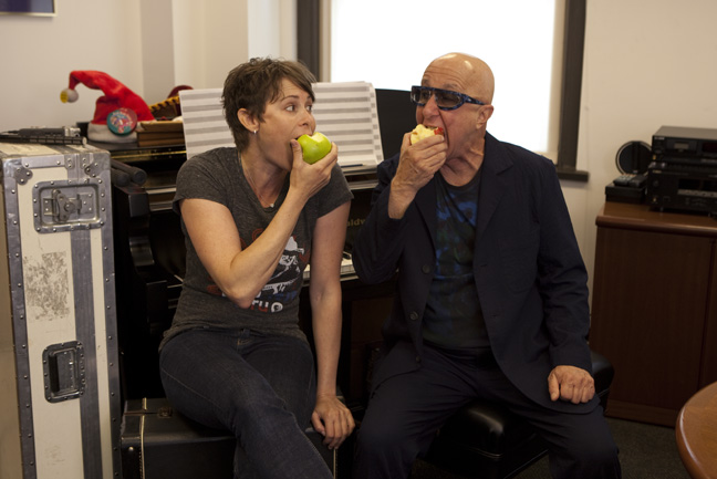 Paul Shaffer  (Late Show with David Letterman, NYC)
