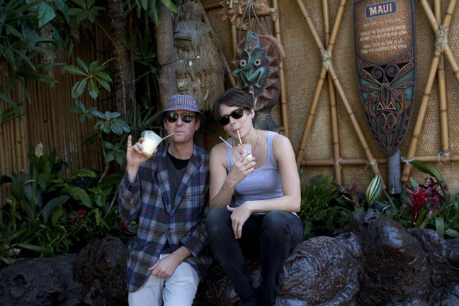 Josh Freese  (Tiki room, Disneyland)