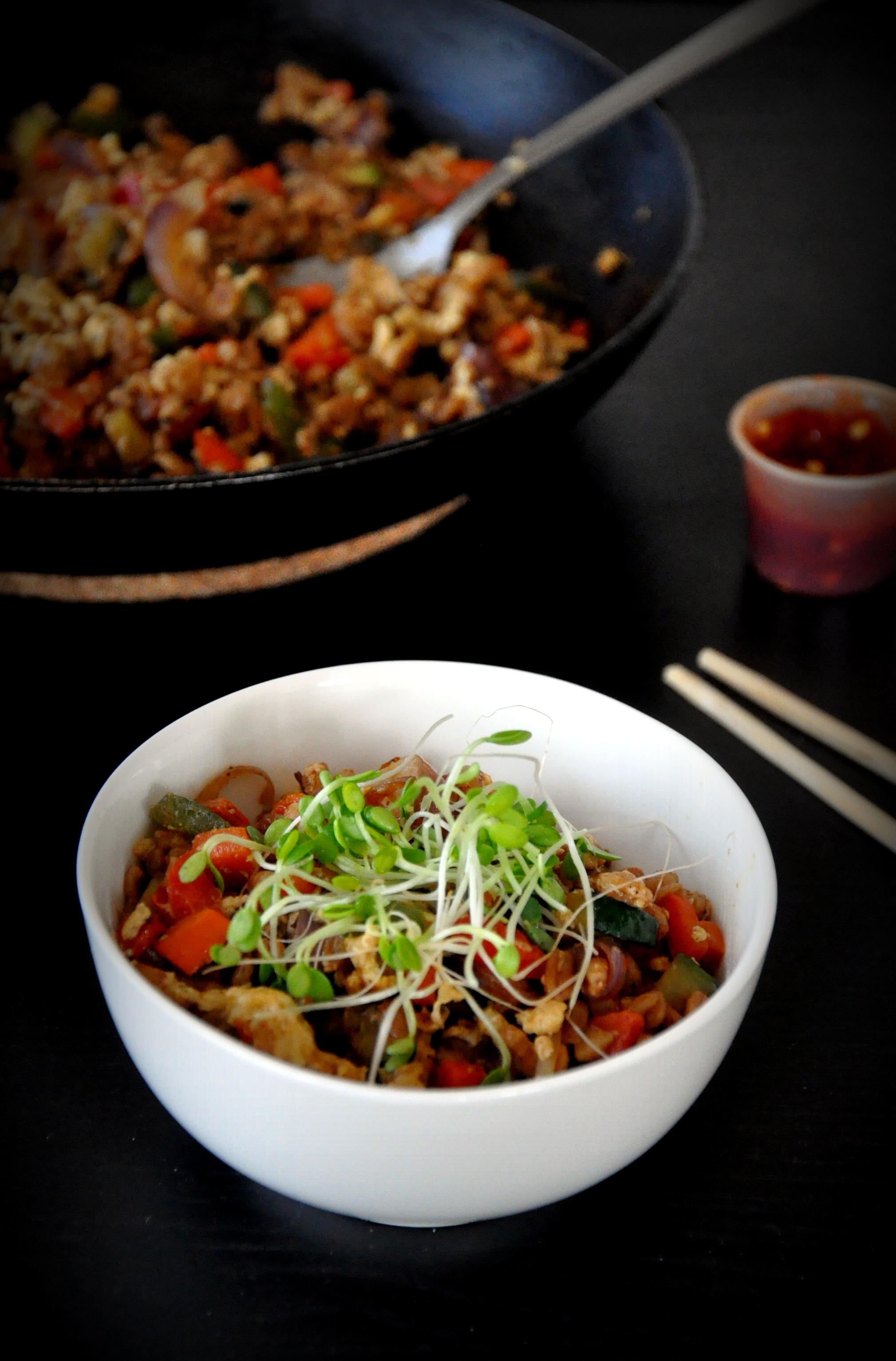 Farro Fried Rice2