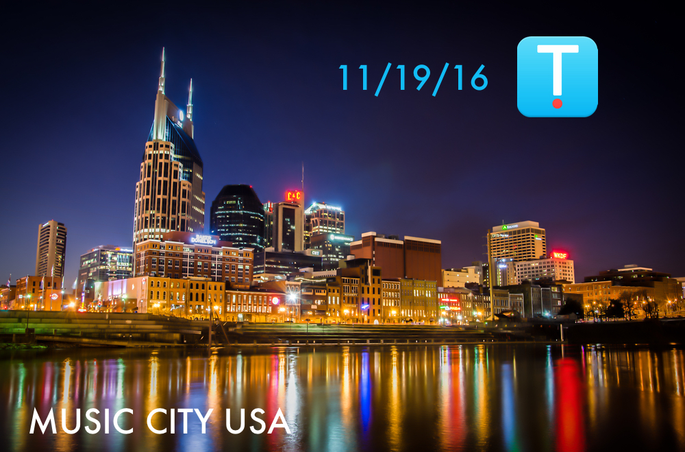 Todayte is Coming to Nashville