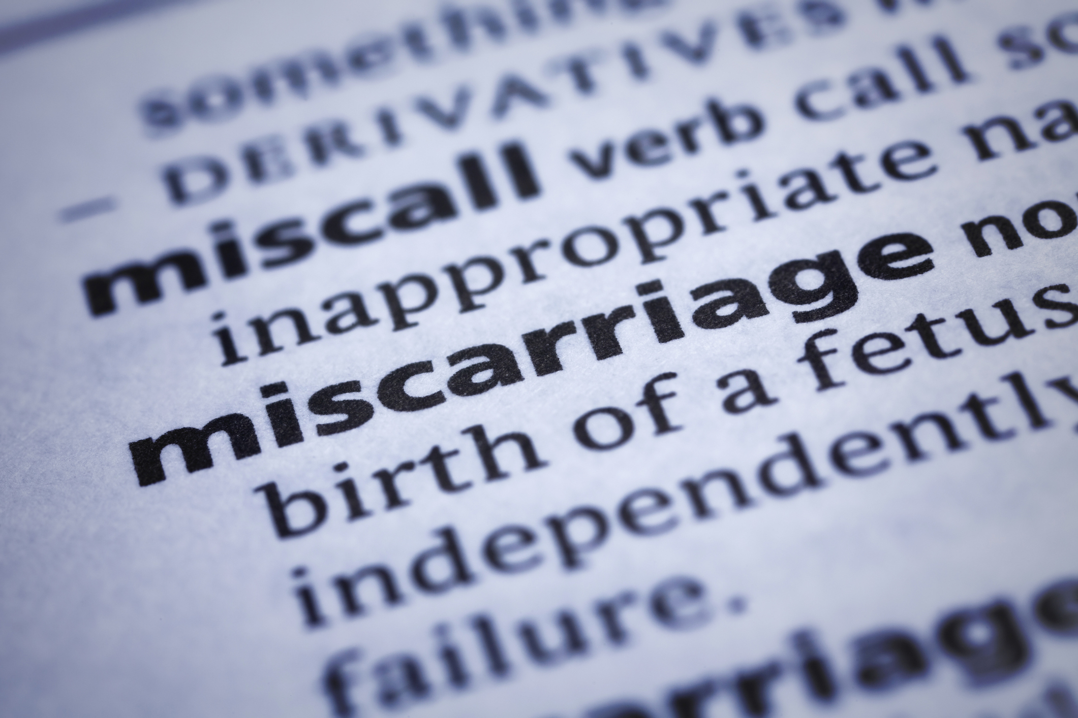 MISCARRIAGES REMEMBERED