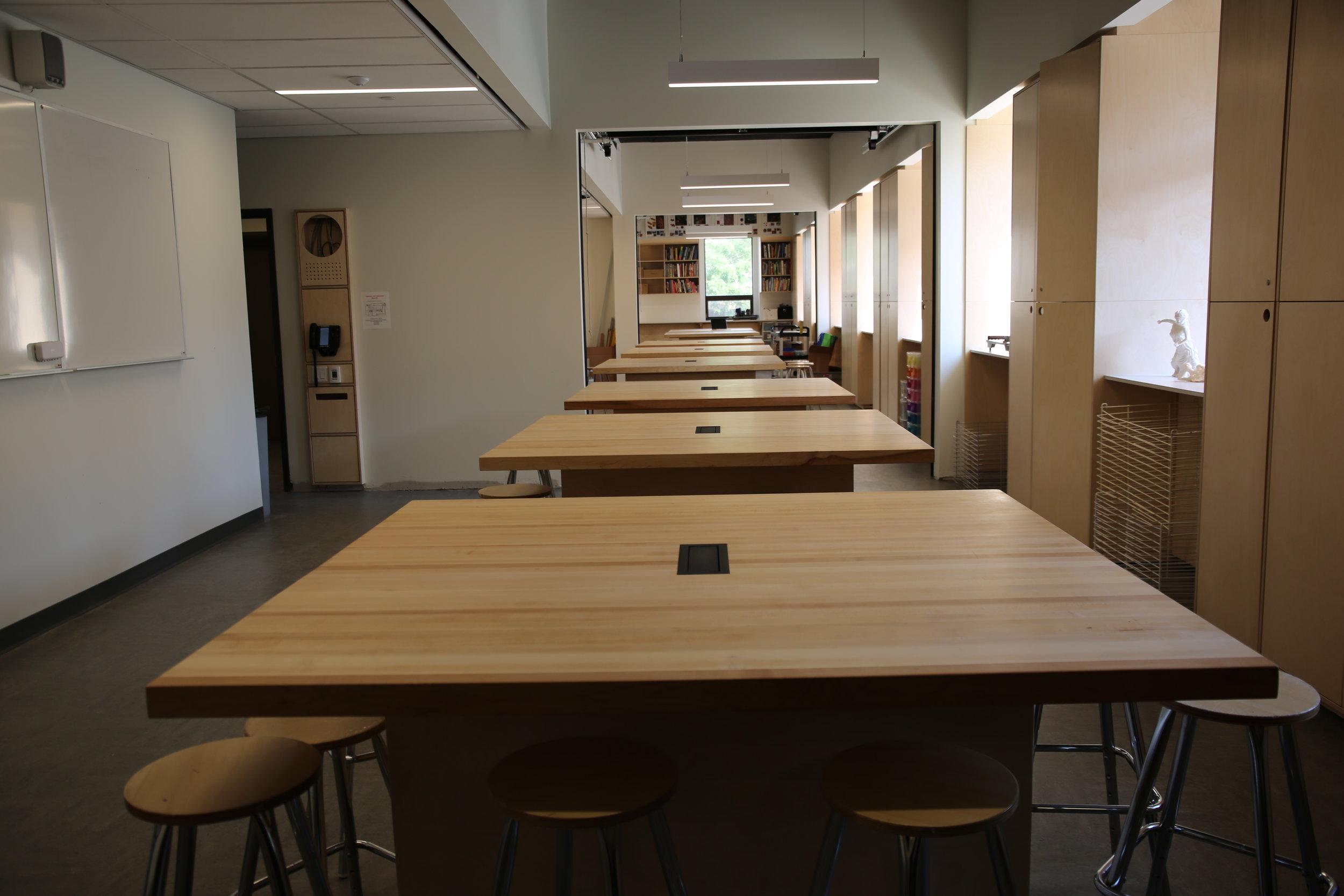 The Schad Design/Tech Lab