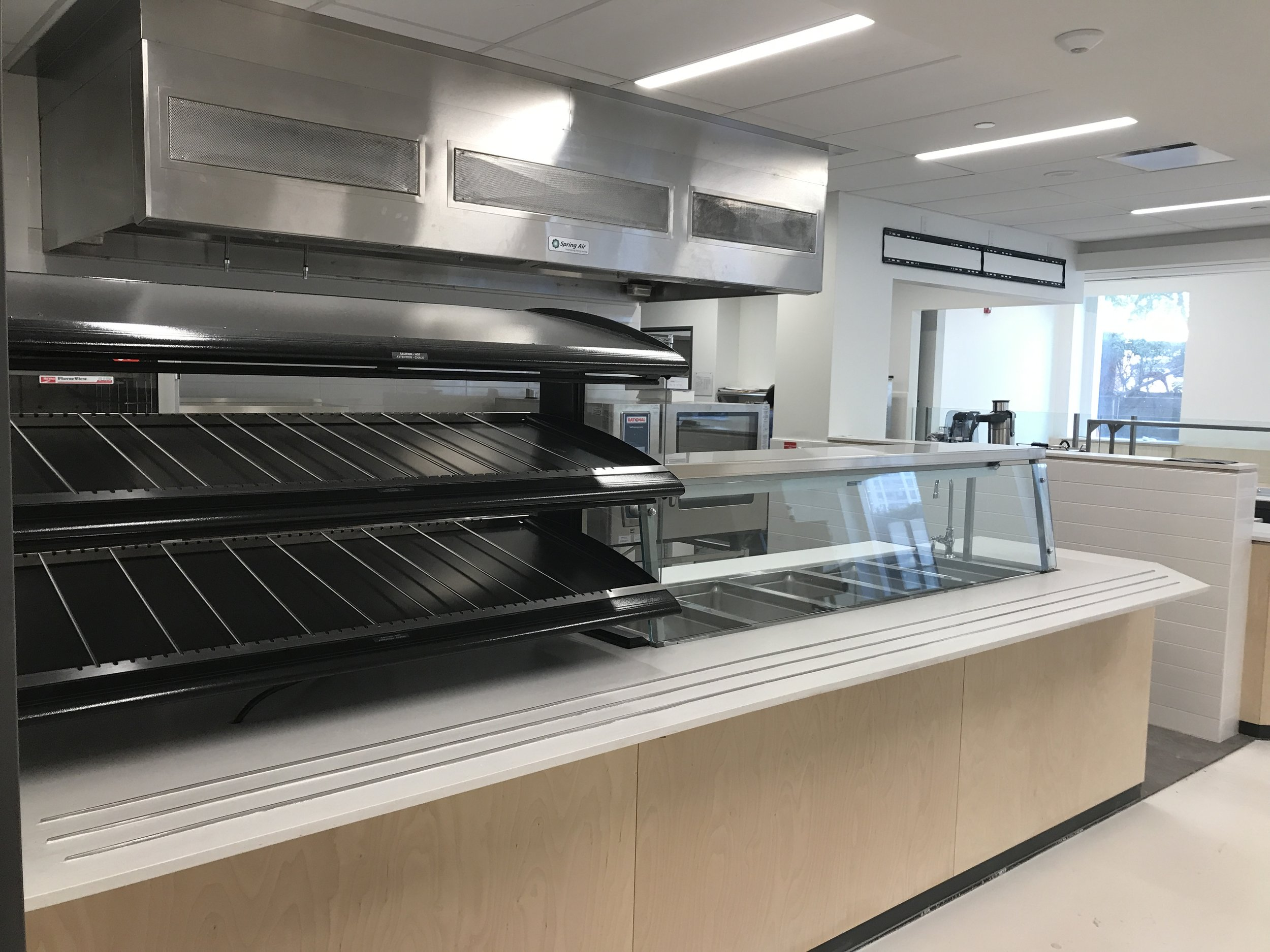 The York Cafe - Kitchen Servery & Freshii Location