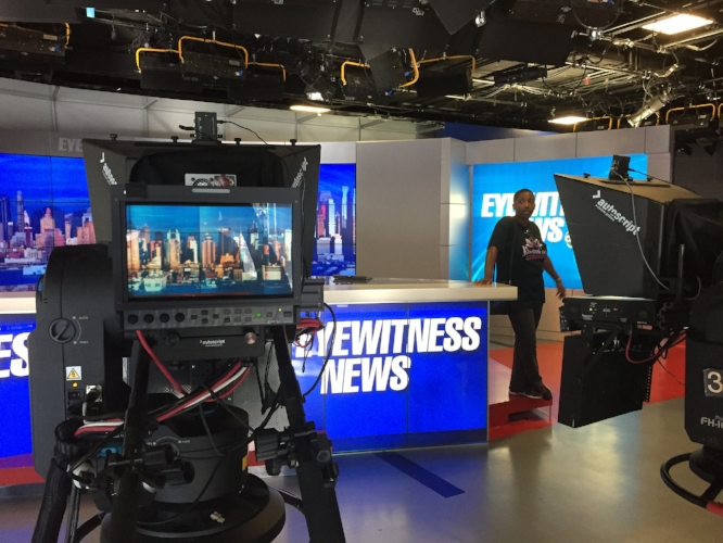 WABC Studios : This TV station and production facility is the home to Live With Kelly!, local Eyewitness News, and other ABC productions.