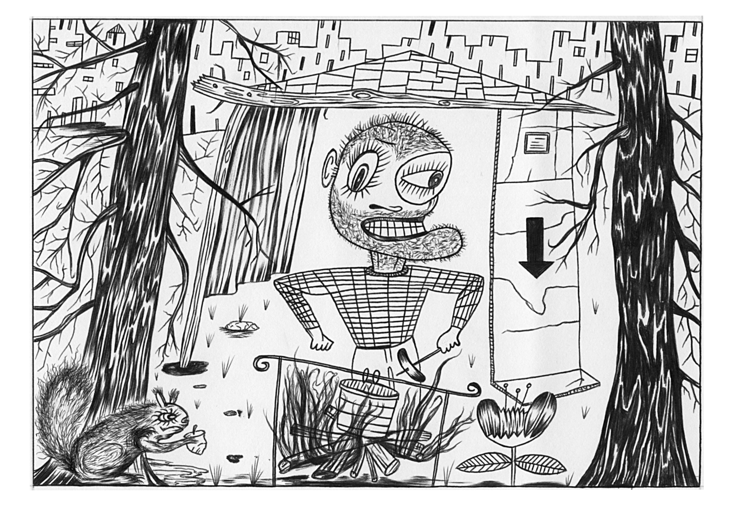 Jungle View - Seattle Weekly 1994