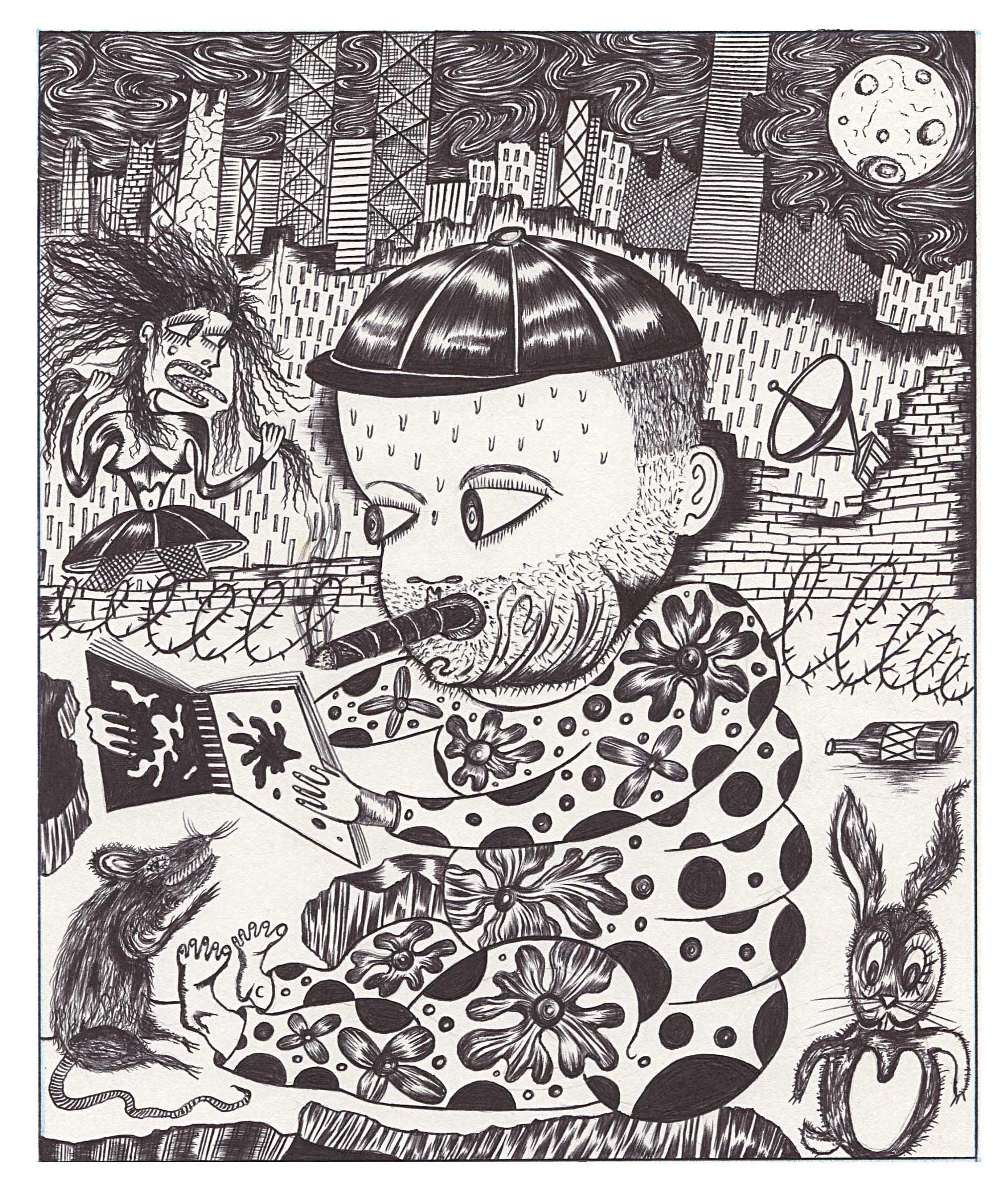 Wilson by David Mamet - Hermenaut Issue 16 2000