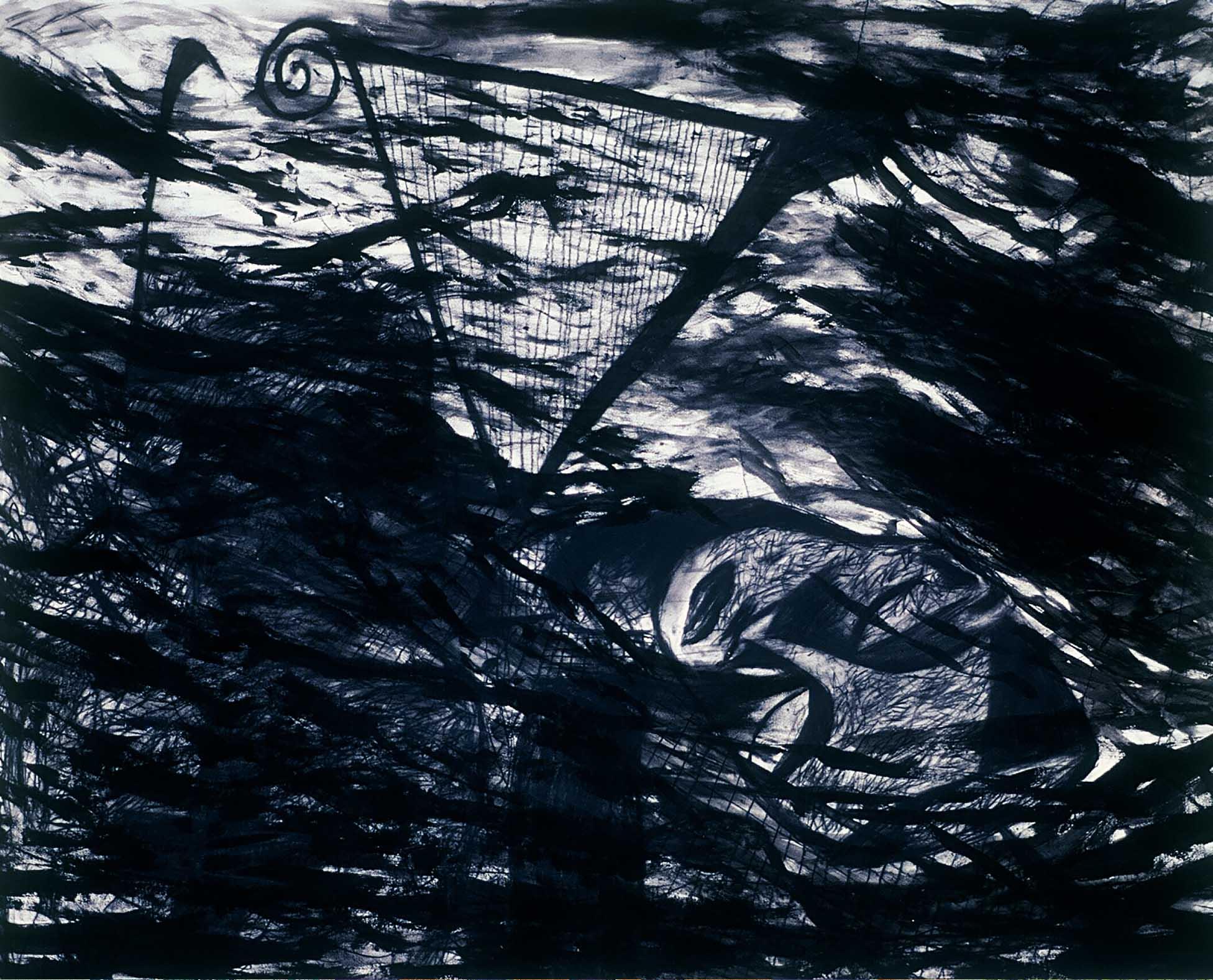 Drowned Harpist