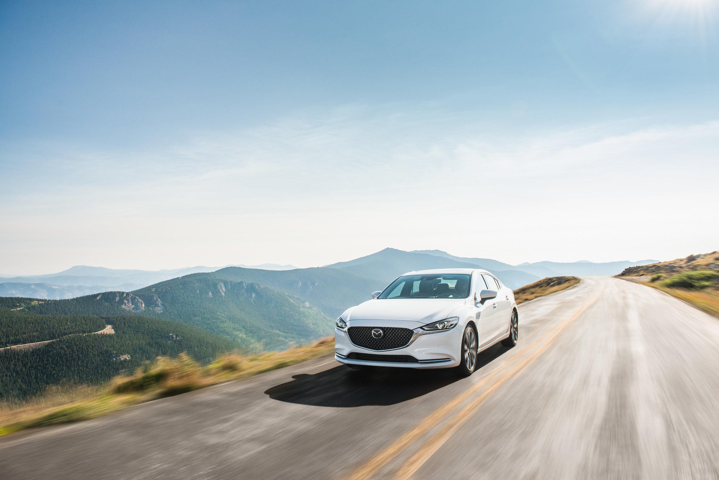 Mazda 6 Denver Automotive Photography