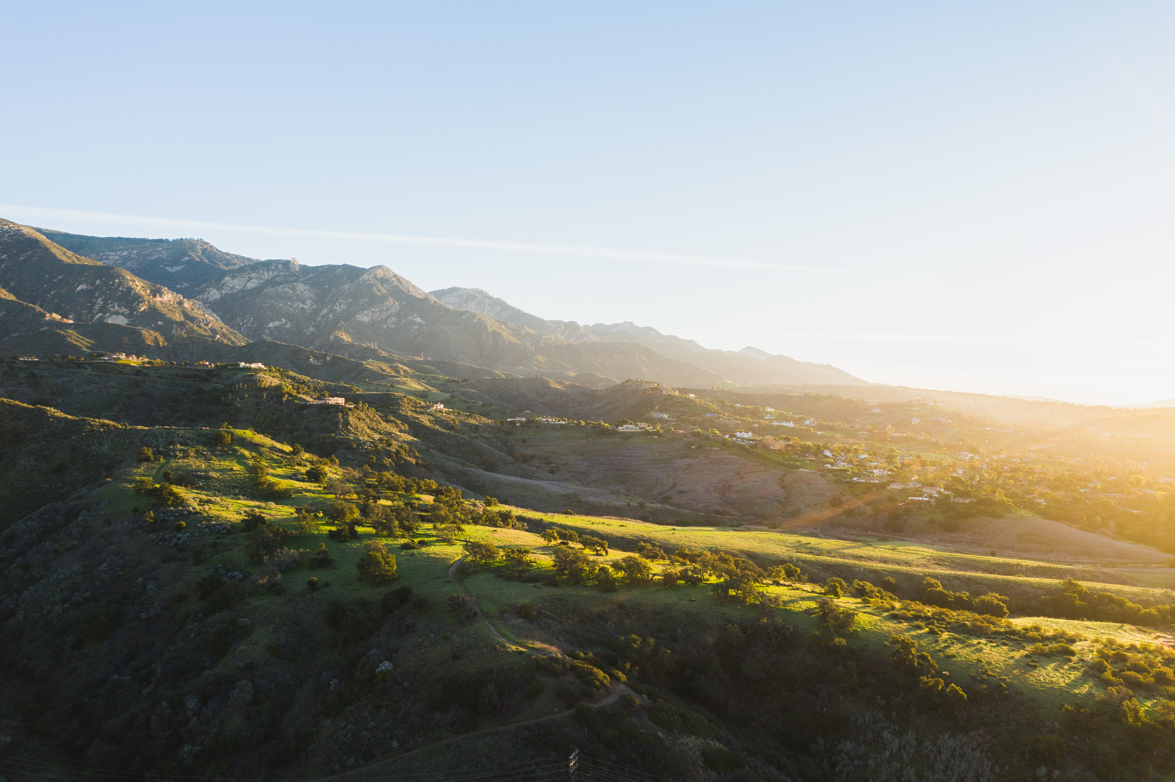 Santa Barbara Drone Aerial Photography