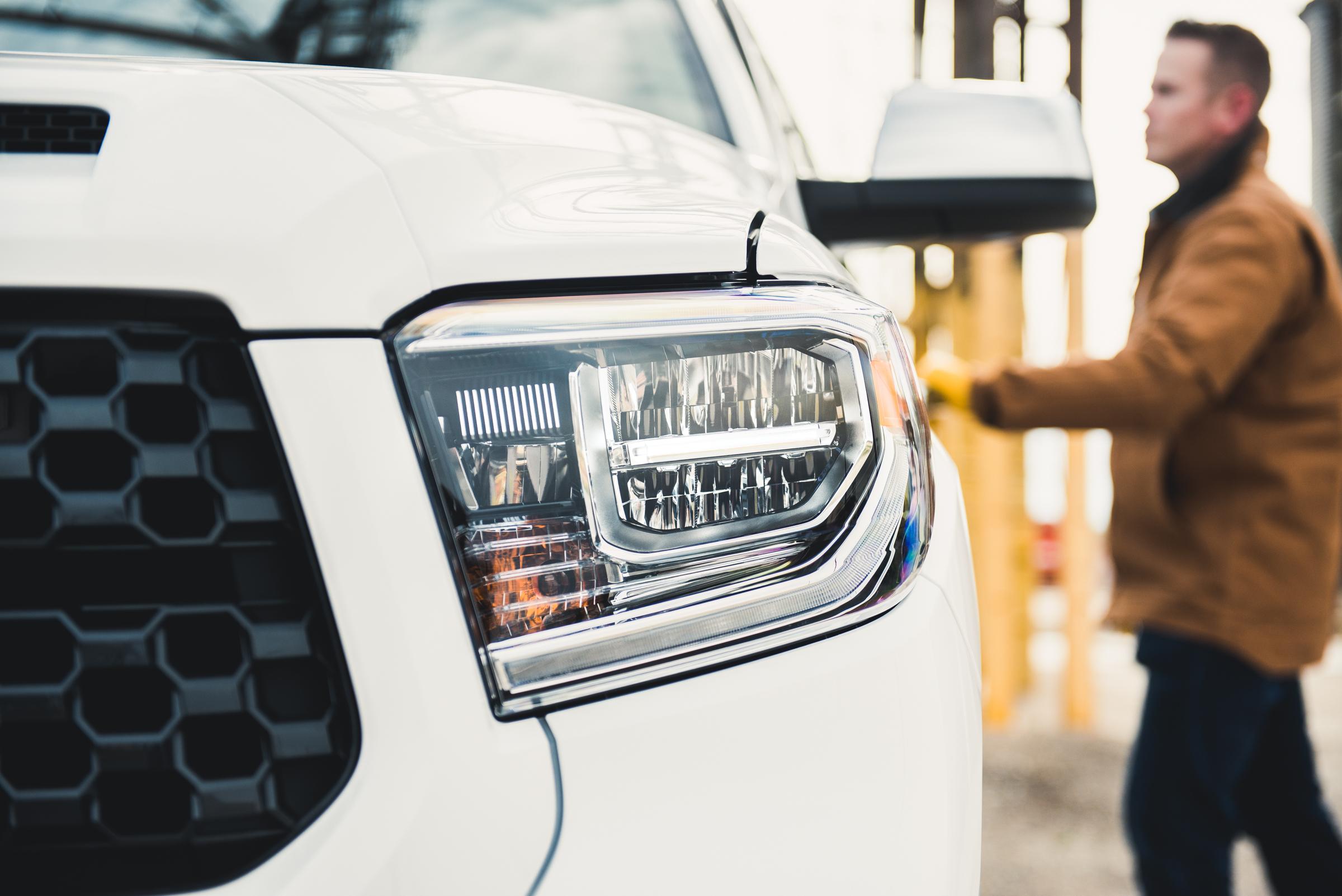 Toyota Texas Photo Shoot - Automotive Photography Los Angeles