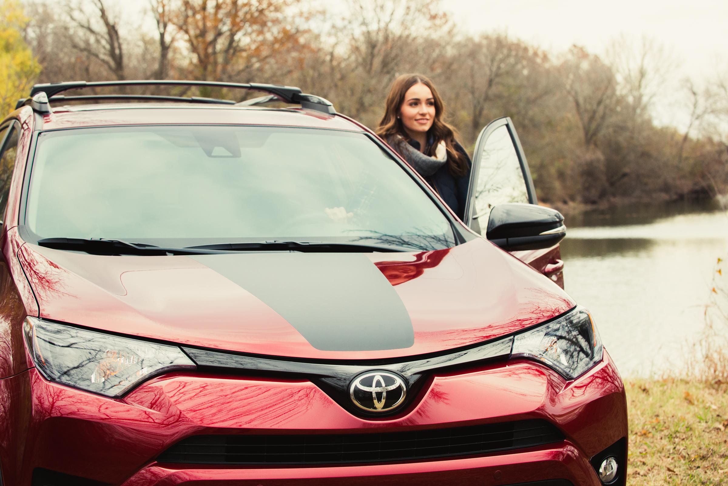 Toyota Texas Photo Shoot - Automotive Photographer Los Angeles