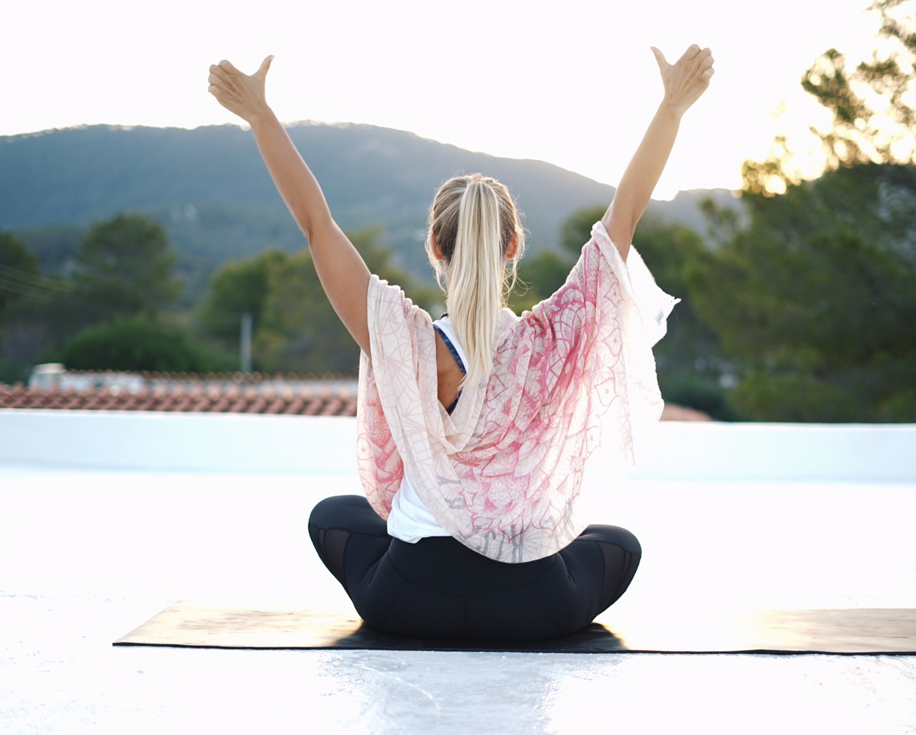 1 week of yoga, ibiza and magical moments