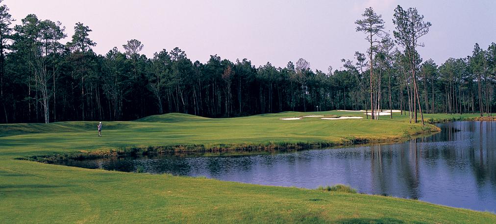 Indigo Creek Golf Club 15th hole